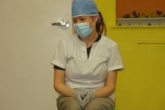 Visite de l'infirmière